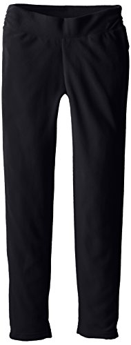 Columbia Big Girls' Glacial Legging ,Black, Large front-990688