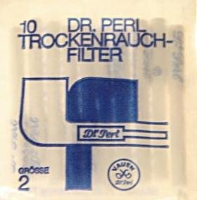 Vauen Dr. Perl 6mm Paper Pipe Filters