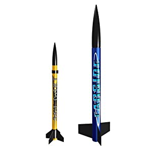Estes 1475 Solar Scouts Flying Model Rocker Launch Set