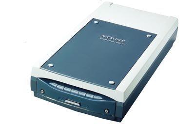 Microtek Scanmaker I800 Plus Led
