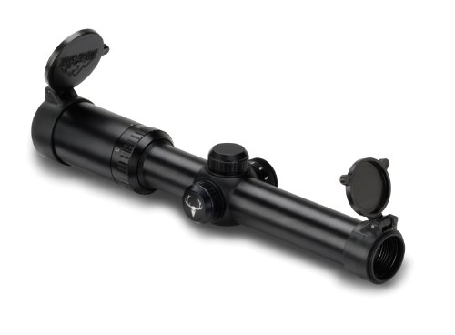 Bushnell Trophy Xlt Illuminated 4A Reticle Short-Range Riflescope, 1-4X 24Mm