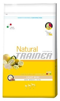 Trainer Natural - Natural Trainer Light Mini per Cani - Sacco da 2 kg
