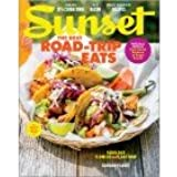 Sunset Magazine (1 Year/ 12 Issues) Subscription