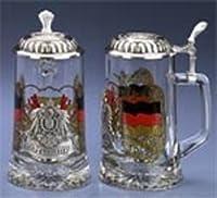 Germany Glass German Beer Stein from Pinnacle Peak