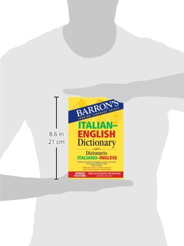 Italian-English Dictionary (Foreign Language Guides)