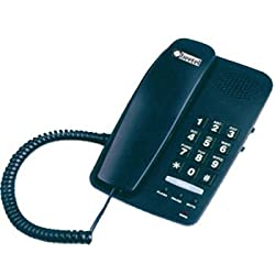 Beetel B15 Basic Corded Phone (Black)