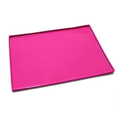 Lily Cook KP5123 Plaque à Génoise Silicone 27X37cm coloris aléatoire