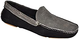 Pinellii Mens Casual Leather Slip On B01LB75C3A