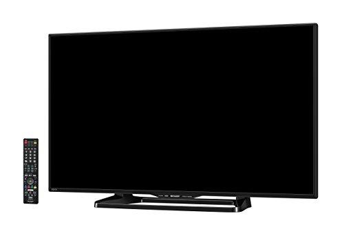 シャープ フルハイビジョン液晶テレビ アクオス 40型ブラック系 LC-40W35-B