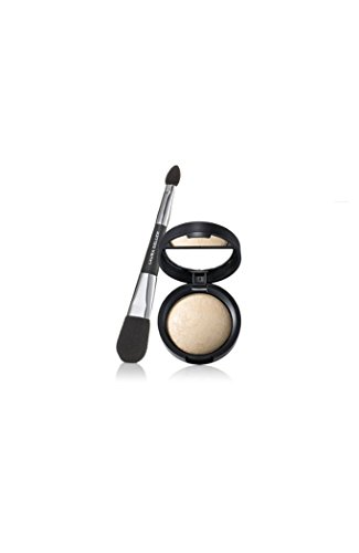 Laura Geller Baked Highlighter French Vanilla & Applicator Brush by LAURA GELLER (Laura Geller Highlighter Baked compare prices)