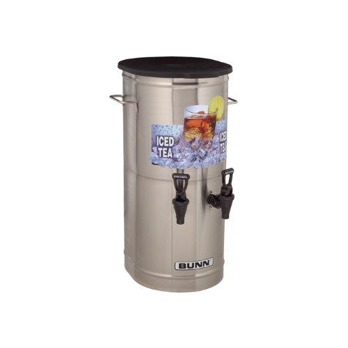 Bunn Tea Concentrate Dispenser W/ Side Offset Handles