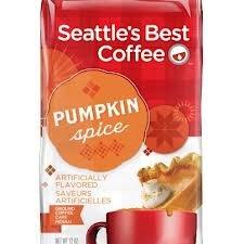 Seattle'S Best Coffee Pumpkin Spice Blend - 12 Oz Bag