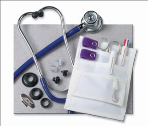 Cheap Nurse Combo, 116/647, Royal Blue, Latex-free (116-647RBQ)