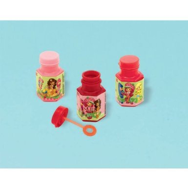 Strawberry Shortcake Bubbles 12 Count