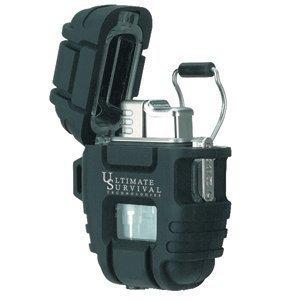 Ultimate Survival Technologies Delta Storm And Shock Proof Lighter - Matte Black
