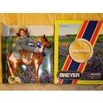breyer-horse-little-debbie-special-edition-little-debbie-pony-rider-set-by-breyer