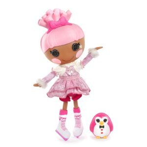 Lalaloopsy Doll - Swirly Figure Eight
