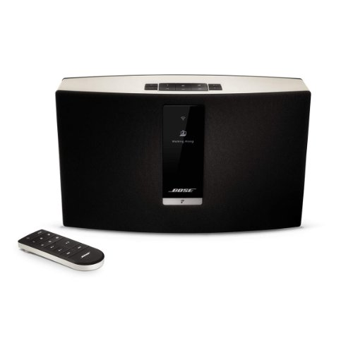 bose syst me audio wi fi soundtouch 20 radio radio r veil. Black Bedroom Furniture Sets. Home Design Ideas