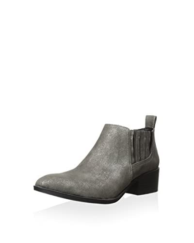 BC Footwear Women's Stand Up Straight Ankle Boot  [Pewter Metallic]