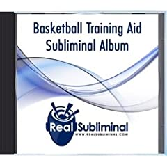 Buy Basketball Training Aid Subliminal CD by Real Subliminal