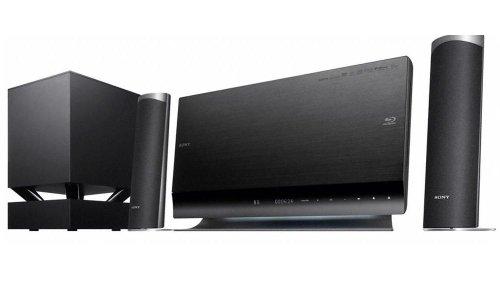 Sony BDVL600 2.1 3D Heimkino-System (350 W, HDMI, WLAN) schwarz