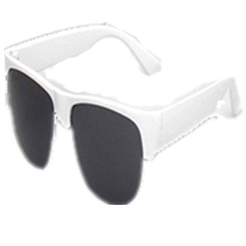 O-C da donna Fashion Big telaio occhiali da sole 60mm bianco White