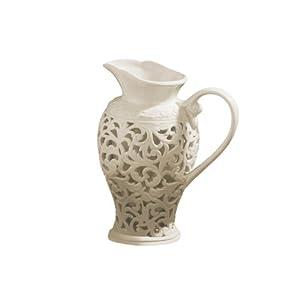 Ceramic Lace Jug