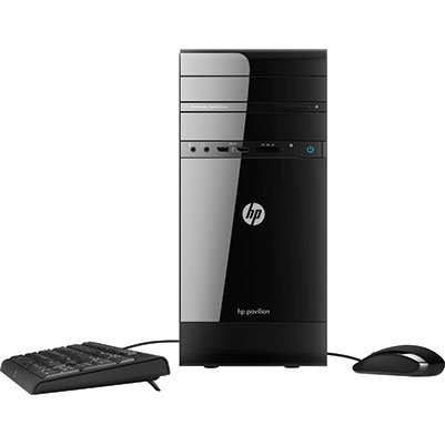 HP Pavilion p2-1105 Desktop PC {Intel Pentium Processor G620T 2.2GHz / 4GB RAM / 500GB HDD / DVDRW / CARD READER}