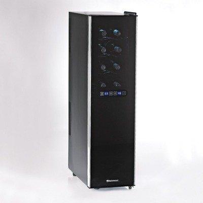 Silent 18 Bottle Dual Zone Touchscreen Slimline