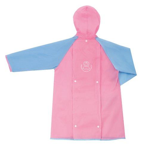 OGK W フードレイン coat 110 WHC-001 pink