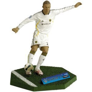 David Bechkham Los Angeles Galaxy Figurine