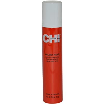 Best Cheap Deal for Helmet Head Extra Firm Hair Spray By Chi for Unisex Hair Spray, 2.6 Ounce by CHI - Free 2 Day Shipping Available