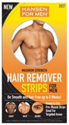 Best Cheap Deal for Hair Remover Strips for Men, Maximum Strength by Hansen, 30 ea from hansenp - Free 2 Day Shipping Available