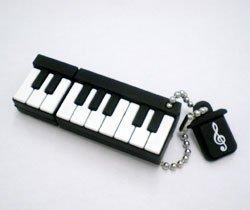 鍵盤型USBメモリ