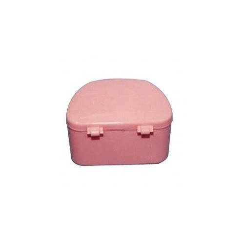 抗菌加工入れ歯ケース 大 (ピンク)