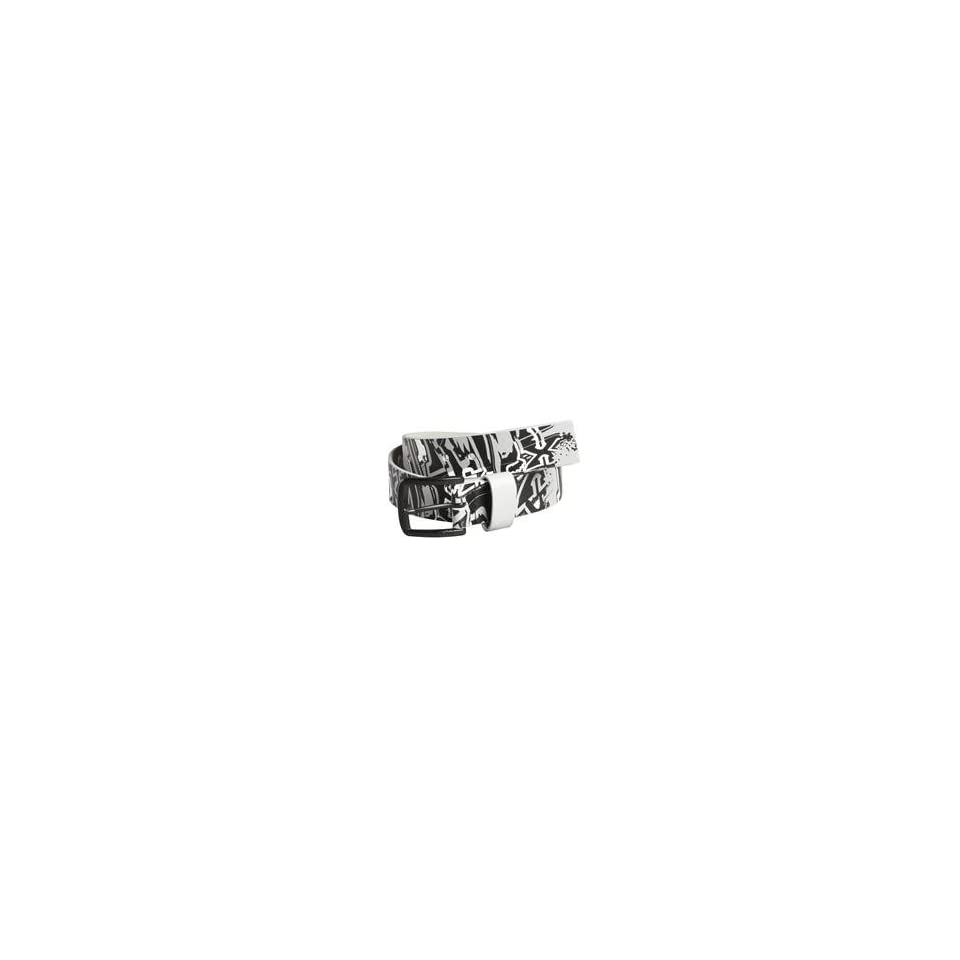 Fox Racing Funhouse Belt   X Large (40/42)/Grey