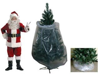 #!Cheap Disposable Christmas Tree Bags