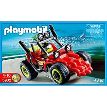 Playmobil Sand Dune Buggy 5932 front-927349