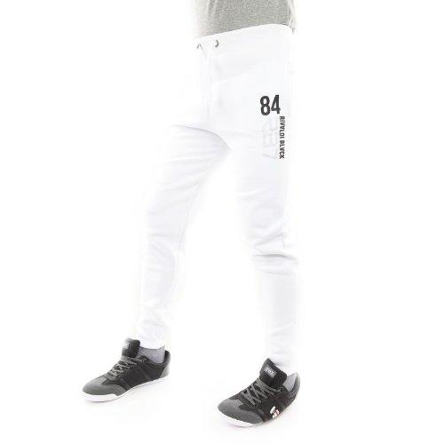 YENICE-WH - Jogging Bottoms/pantaloni - Rivaldi - Yenice - Unisex - bianco - Bianco, Large