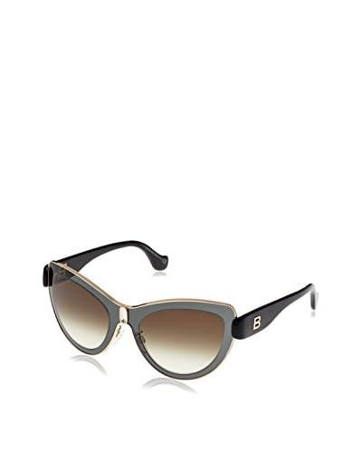Balenciaga Sonnenbrille 0001_01F (56 mm) grau
