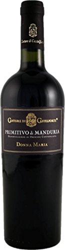 2007 Cantore di Castelforte Donna Maria DOC Primativo di Manduria 750 mL