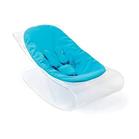 Bloom Baby Coco Bouncer - PlexiStyle Bermuda Blue