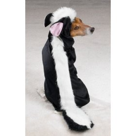 Pet Costume LITTLE STINKER X-Large