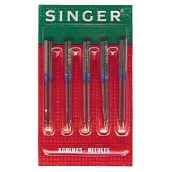 Sale!! Singer Serger Ball Point Needles - Size 14