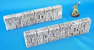 Rubber Walls Long Battle Scared Cutstone
