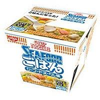 日清食品(株) カップヌードルごはん シーフード [近畿] 関西限定 104g ×6個