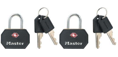 master-lock-4681eurtblk-32mm-tsa-approved-padlocks-twin-pack-keyed-alike