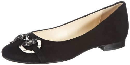 Högl shoe fashion GmbH 6-101012-01000 Closed Womens Black Schwarz (schwarz 0100) Size: 7 (41 EU)