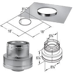 Gas Stove Installation Kit
