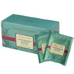 英国王室 御用達 フォートナム&メイソン アフタヌーン 紅茶 《箱タイプ》(ティーバッグ25入) Fortnum&Mason AFTERNOON BLEND